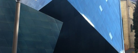 Contemporary Jewish Museum is one of USA Trip.