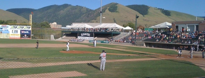 Ogren Park at Allegiance Field is one of Minor League Ballparks.