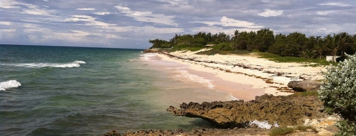Silver Sands Beach is one of Barbados.