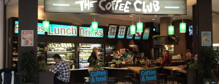 The Coffee Club is one of Places in Europe.