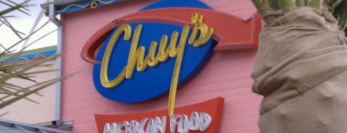 Chuy's Tex-Mex is one of Lieux sauvegardés par Matt.