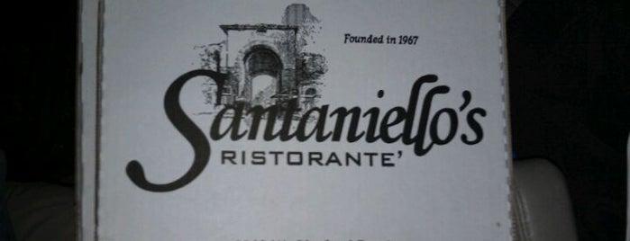 Santaniello's is one of Gespeicherte Orte von Lily.