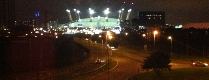 Holiday Inn Express London - Greenwich A102(M) is one of London Calling.
