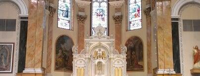 St. Agnes of Bohemia Church is one of Orte, die Carlos gefallen.