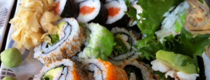 LN-Sushi Art is one of HelsinkiToDo.