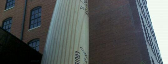 Louisville Slugger Museum & Factory is one of Sports sites.
