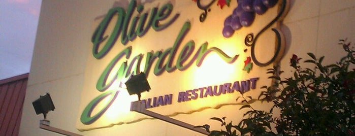 Olive Garden is one of Posti salvati di Kathleen.