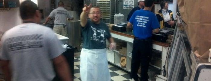 Bagel Masters is one of NJ // Eat, Drink, Visit.