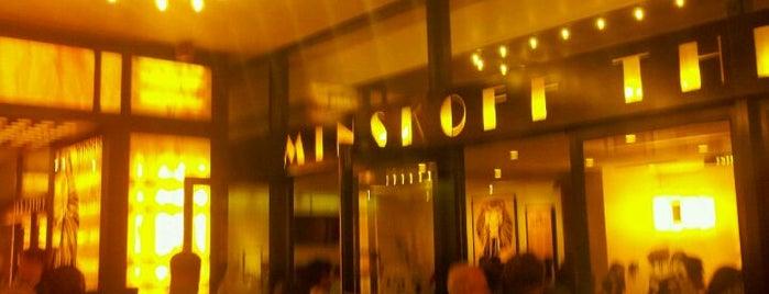 Minskoff Theatre is one of Nederlander Broadway Theatres.
