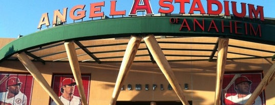 El Estadio de Los Angels is one of Ballparks!.