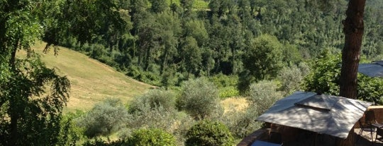 Salvadonica Borgo Agrituristico del Chianti Hotel San Casciano in Val di Pesa is one of 4sq Specials in Tuscany.