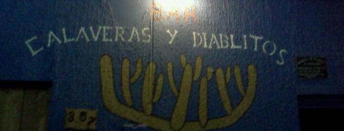Calaveras Y Diablitos is one of Nightclubs.
