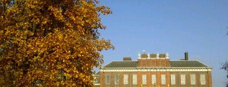 Palacio de Kensington is one of Top London attractions.