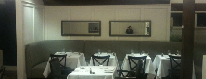 80 Thoreau is one of Best new restaurants 2011.
