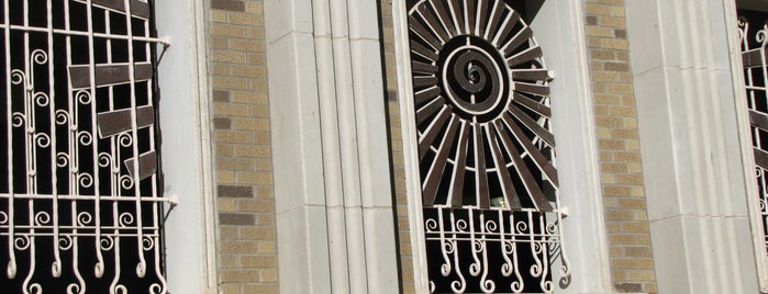 TTU - Flint Avenue Parking Facility is one of University Public Art Collection.