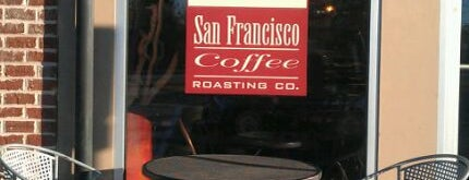 San Francisco Coffee Roasting Co. is one of Tara: сохраненные места.