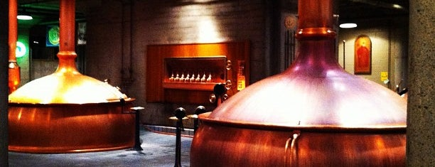 Anchor Brewing Company is one of Best US Breweries--Brewery Bucket List.
