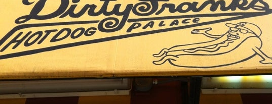 Dirty Frank's Hot Dog Palace is one of daTurk - Downtown Lunch (Independents).