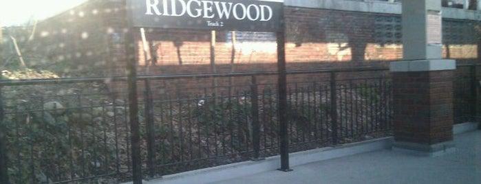 NJT - Ridgewood Station (MBPJ) is one of New Jersey Transit Train Stations.