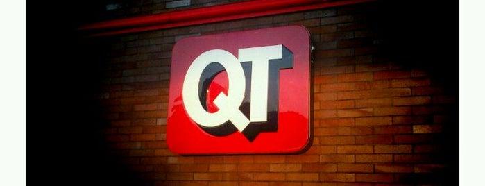 QuikTrip is one of Lugares favoritos de Bill.