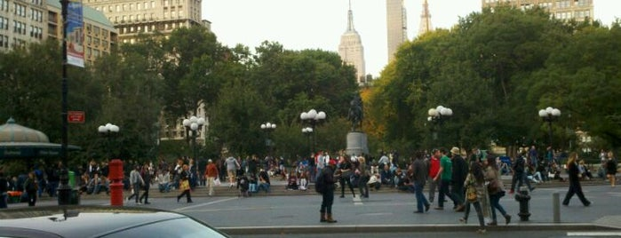 Union Square Park is one of New York City.