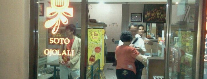 Soto Ojolali is one of Bandung's Legendary Eateries.