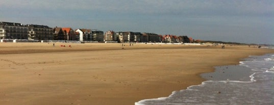 Strand De Haan is one of Marcさんのお気に入りスポット.