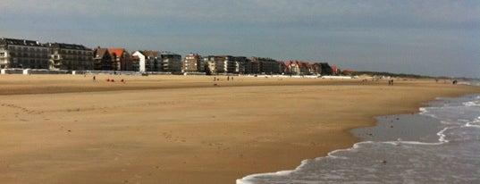 Strand De Haan is one of Lieux qui ont plu à Toon.