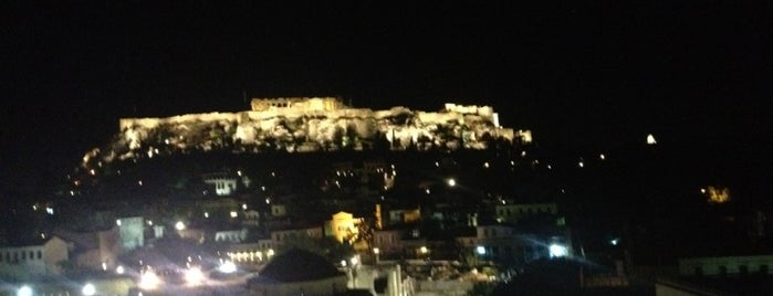A for Athens is one of Top 10 nightlife places.