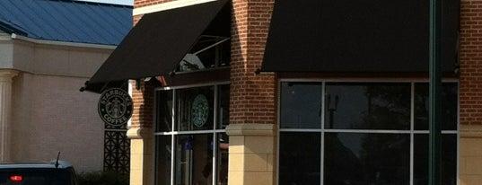 Starbucks is one of Mark'ın Beğendiği Mekanlar.