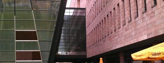 Stadt- und Landesbibliothek Dortmund is one of Dortmund - must visits.