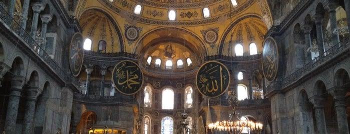 アヤソフィア is one of Turkey 2013.