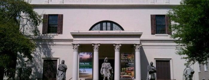 Telfair Museums' Telfair Academy is one of Must-visit Museums in Savannah.
