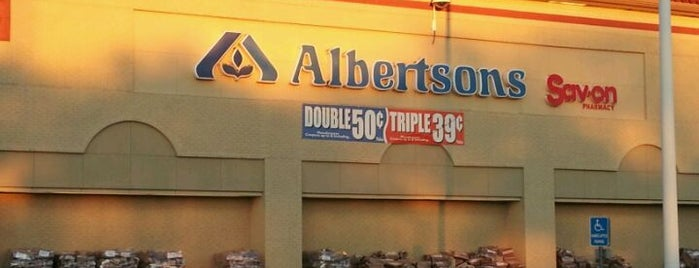Albertsons is one of Tempat yang Disukai Tammy.
