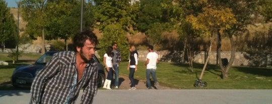 Skateboarding Spots at Ankara