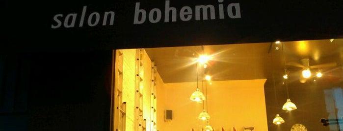 Salon Bohemia is one of Brooklyn.