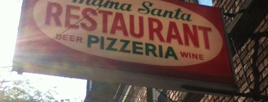 Mamma Santa's Pizzeria is one of Local Favorites in Cleveland, OH #VisitUS.