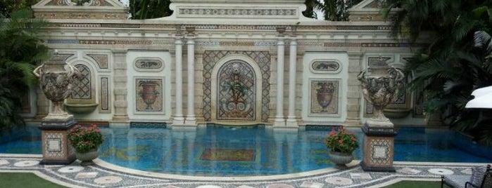The Villa is one of Spring Break 2012 – Miami.