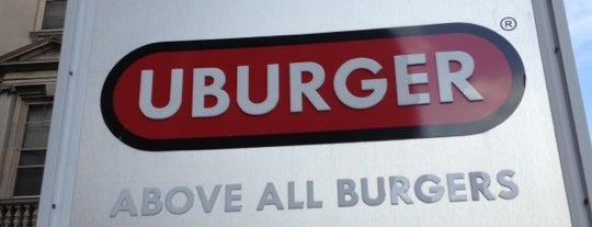 UBurger is one of Best of Boston.