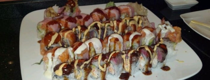 Ichiban Hibachi & Sushi Bar is one of Dining.