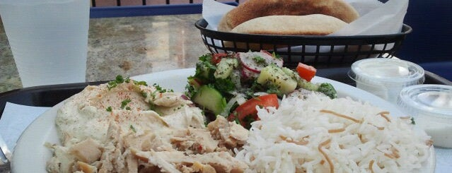 "Lebanese Taverna Café is one of ""Been there, done that.""."