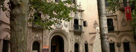 Secretaría de Cultura (ex Banco Hipotecario) is one of Cuyo (AR).