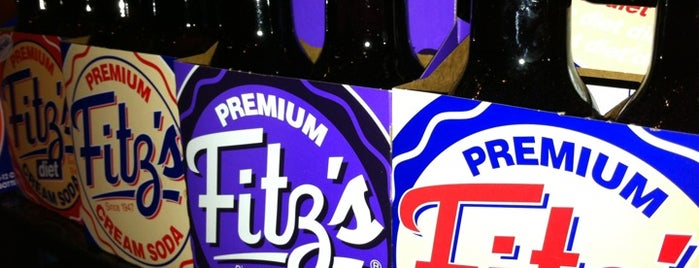 Fitz's is one of Best Spots in the St. Louis Metro #visitUS.