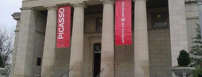 Cincinnati Art Museum is one of The Fine Arts of Cincinnati, OH #visitUS.