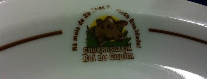 Rei do Cupim is one of Tempat yang Disimpan Tatiana.