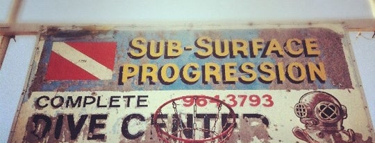 Sub-Surface Progression is one of Stephraaaさんのお気に入りスポット.