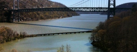Bear Mountain Bridge is one of New York state N,Y.