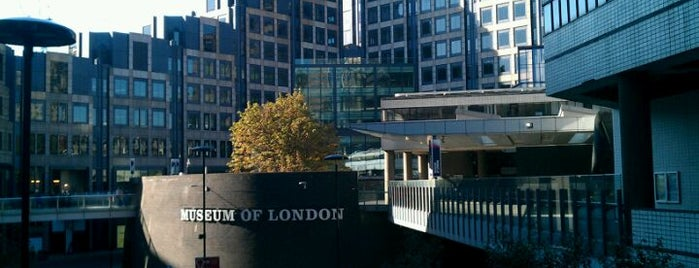 Museum of London is one of Enjoy.