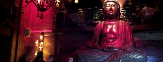 Buddha Bar is one of Drinks Intl - World's 50 Best Bars.