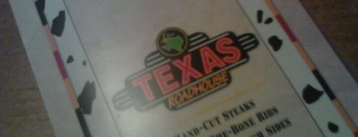 Texas Roadhouse is one of Top Picks for Restaurants/Food/Drink Spots.